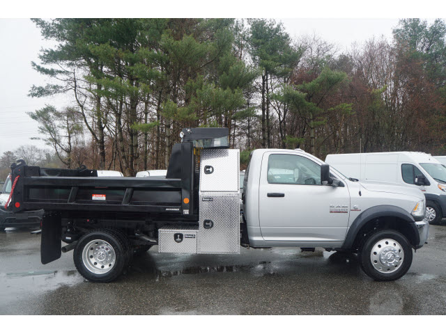 2018 Ram 5500 Regular Cab DRW 4x4,  Reading Marauder SL Dump Dump Body #R181034 - photo 7