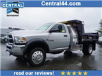 2018 Ram 5500 Regular Cab DRW 4x4,  Reading Dump Body #R181034 - photo 1