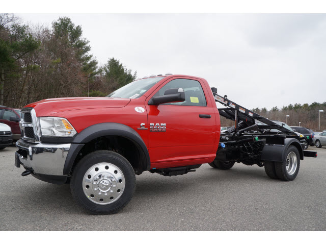 2018 Ram 5500 Regular Cab DRW 4x4, Switch N Go Other/Specialty #R181251 - photo 3