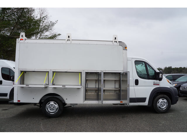2018 ProMaster 3500 Standard Roof, Dejana Truck & Utility Equipment Service Utility Van #R181566 - photo 2