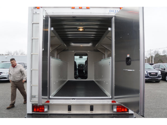 2018 ProMaster 3500 Standard Roof, Dejana Truck & Utility Equipment Service Utility Van #R181566 - photo 4