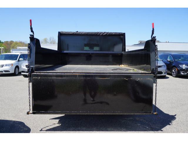 2018 Ram 5500 Regular Cab DRW 4x4,  Iroquois Dump Body #R181719 - photo 4