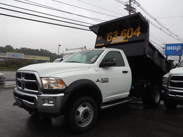 2018 Ram 5500 Regular Cab DRW 4x4,  Iroquois Dump Body #R181719 - photo 10