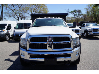2018 Ram 5500 Regular Cab DRW 4x4,  Iroquois Dump Body #R181719 - photo 5