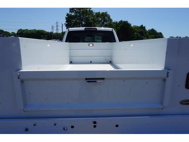 2018 Ram 3500 Regular Cab DRW 4x4,  Reading Classic II Steel Service Body #R181829 - photo 4