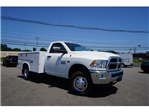 2018 Ram 3500 Regular Cab DRW 4x4,  Reading Service Body #R181829 - photo 1
