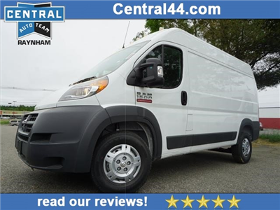 2018 ProMaster 1500 High Roof FWD,  Empty Cargo Van #R182041 - photo 1