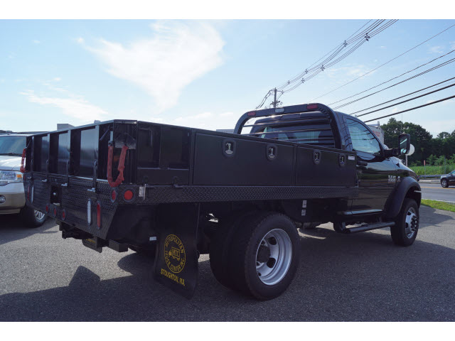 2018 Ram 4500 Regular Cab DRW 4x4,  Reading Contractor Body #R182158 - photo 2