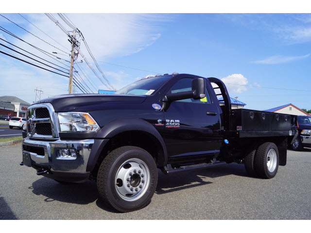 2018 Ram 4500 Regular Cab DRW 4x4,  Reading Platform Body #R182158 - photo 10