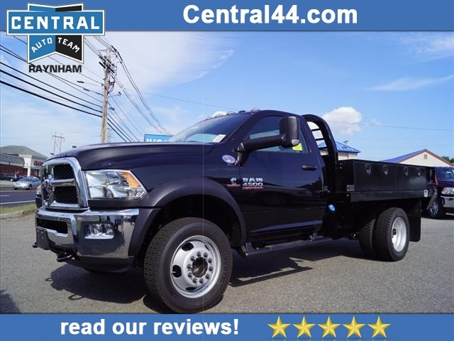 2018 Ram 4500 Regular Cab DRW 4x4,  Reading Contractor Body #R182158 - photo 9