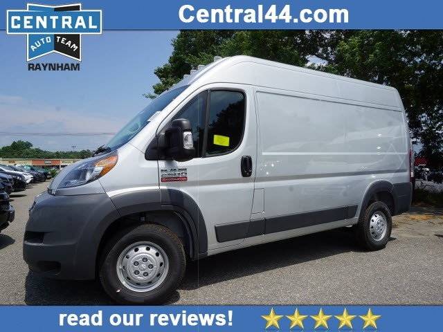 2018 ProMaster 2500 High Roof 4x2,  Empty Cargo Van #R182305 - photo 1