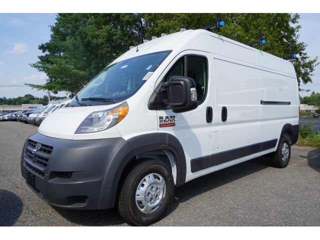 2018 ProMaster 2500 High Roof FWD,  Upfitted Cargo Van #R182419 - photo 10