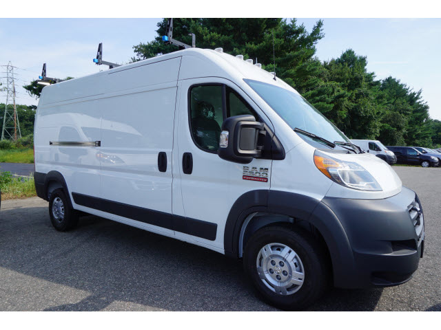 2018 ProMaster 2500 High Roof FWD,  Upfitted Cargo Van #R182419 - photo 12