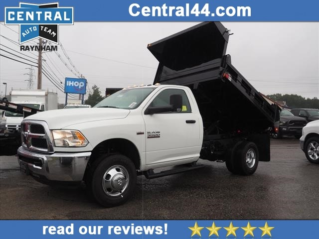 2018 Ram 3500 Regular Cab DRW 4x4,  Cab Chassis #R182537 - photo 1
