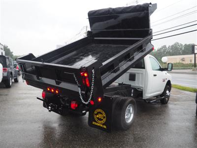 2018 Ram 3500 Regular Cab DRW 4x4,  Cab Chassis #R182537 - photo 2
