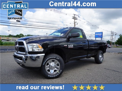 2018 Ram 2500 Regular Cab 4x4,  Pickup #R182602 - photo 1