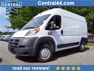 2018 ProMaster 2500 High Roof FWD,  Empty Cargo Van #R182661 - photo 1