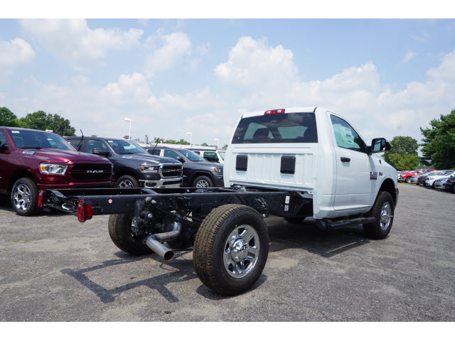 2018 Ram 3500 Regular Cab 4x4,  Cab Chassis #R182730 - photo 2