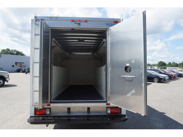 2018 ProMaster 3500 Standard Roof FWD,  Dejana Truck & Utility Equipment Service Utility Van #R182791 - photo 3