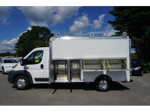 2018 ProMaster 3500 Standard Roof FWD,  Dejana Truck & Utility Equipment Service Utility Van #R182791 - photo 4