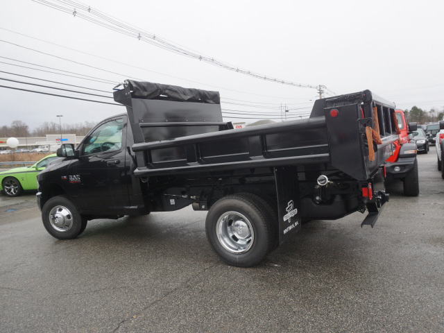2018 Ram 3500 Regular Cab DRW 4x4,  Dump Body #R183062 - photo 2