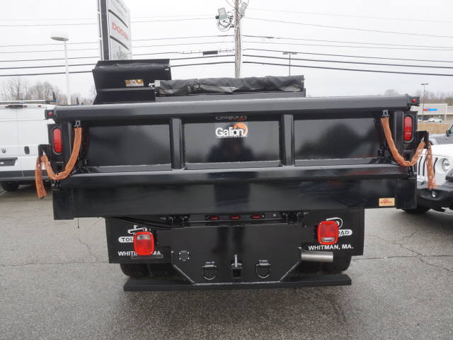 2018 Ram 3500 Regular Cab DRW 4x4,  Dump Body #R183062 - photo 4