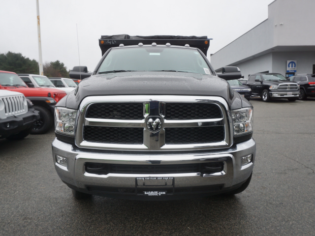 2018 Ram 3500 Regular Cab DRW 4x4,  Dump Body #R183062 - photo 5