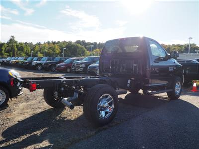 2018 Ram 3500 Regular Cab 4x4,  Cab Chassis #R183202 - photo 2