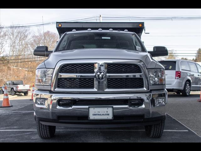2018 Ram 3500 Regular Cab DRW 4x4,  Cab Chassis #R183239 - photo 2
