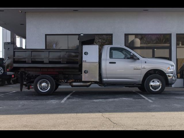 2018 Ram 3500 Regular Cab DRW 4x4,  Cab Chassis #R183239 - photo 4