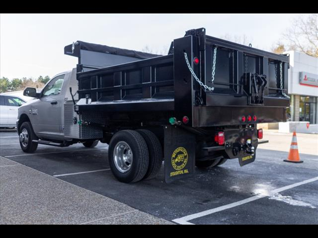 2018 Ram 3500 Regular Cab DRW 4x4,  Cab Chassis #R183239 - photo 7