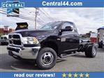 2018 Ram 3500 Regular Cab DRW 4x4,  Cab Chassis #R183252 - photo 1