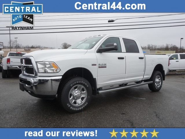2018 Ram 2500 Crew Cab 4x4,  Pickup #R183471 - photo 1