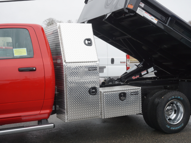 2018 Ram 3500 Regular Cab DRW 4x4,  Dump Body #R183486 - photo 3