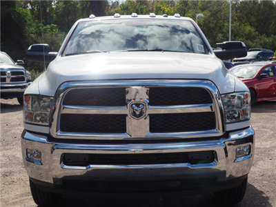 2018 Ram 3500 Regular Cab DRW 4x4 Cab Chassis #R18361 - photo 7