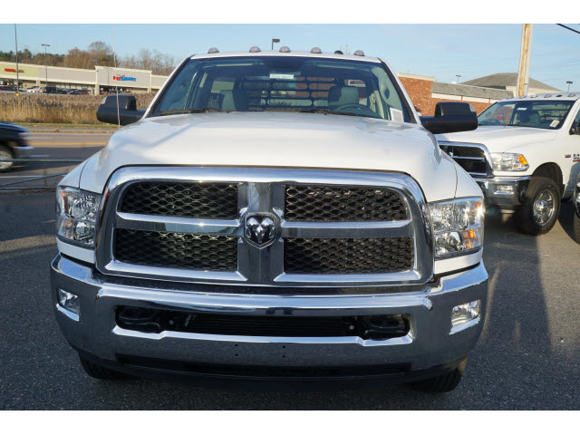 2018 Ram 3500 Regular Cab DRW 4x4,  DewEze Platform Body #R18460 - photo 5