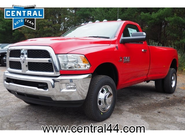 2018 Ram 3500 Regular Cab DRW 4x4 Pickup #R18483 - photo 2