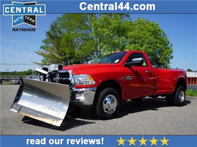 2018 Ram 3500 Regular Cab DRW 4x4, Pickup #R18483 - photo 1