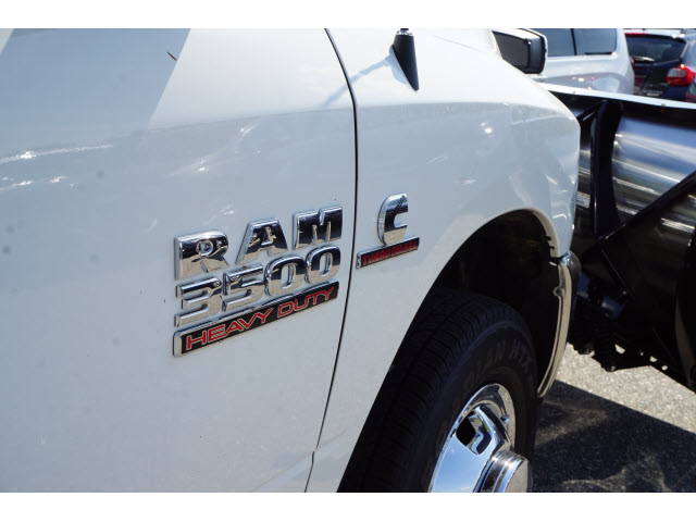 2018 Ram 3500 Regular Cab DRW 4x4,  Fisher Pickup #R18514 - photo 3