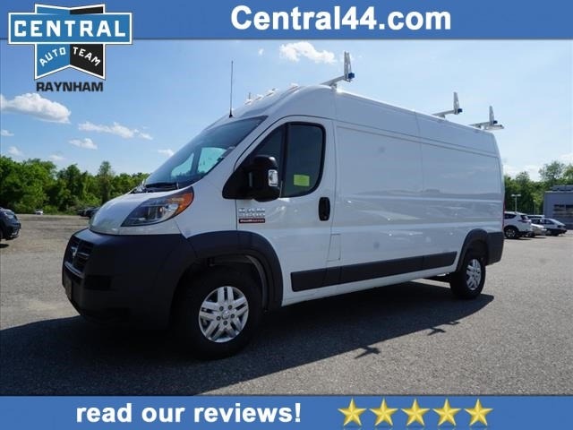 2018 ProMaster 2500 High Roof,  Adrian Steel General Service Upfitted Cargo Van #R18605 - photo 1