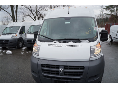 2018 ProMaster 2500 High Roof,  Adrian Steel General Service Upfitted Cargo Van #R18605 - photo 4