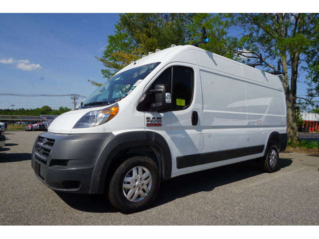 2018 ProMaster 2500 High Roof,  Upfitted Cargo Van #R18632 - photo 15