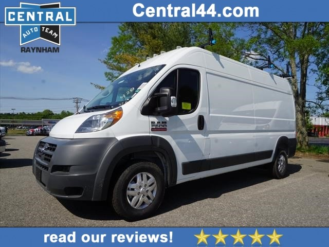 2018 ProMaster 2500 High Roof,  Upfitted Cargo Van #R18632 - photo 1
