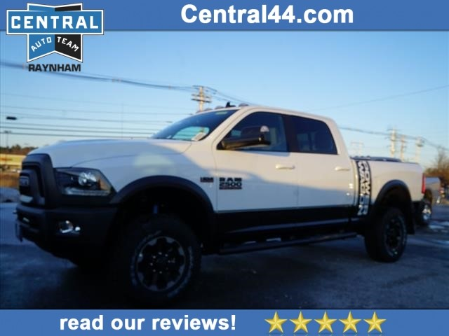 2018 Ram 2500 Crew Cab 4x4 Pickup #R18808 - photo 1