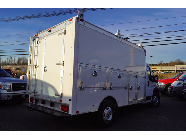 2019 ProMaster 3500 Standard Roof FWD,  Dejana Truck & Utility Equipment Service Utility Van #R191016 - photo 2