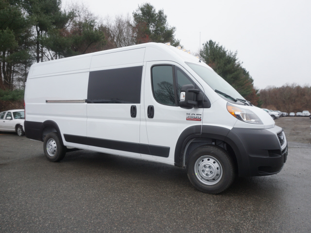2019 ProMaster 3500 High Roof FWD,  Empty Cargo Van #R19970 - photo 6