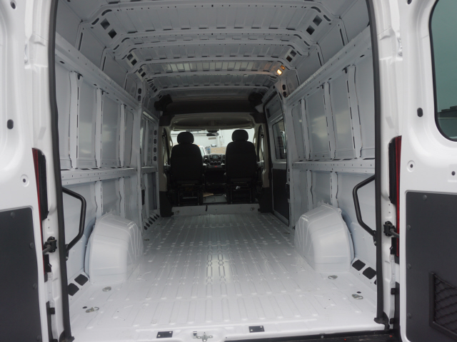 2019 ProMaster 3500 High Roof FWD,  Empty Cargo Van #R19970 - photo 2