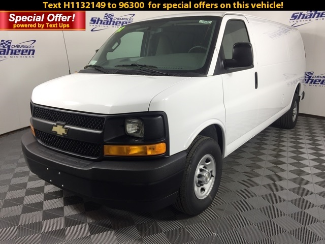 2017 Express 2500, Cargo Van #70340 - photo 1