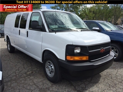 2017 Express 2500, Cargo Van #70394 - photo 3