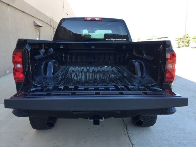 2017 Silverado 1500 Crew Cab 4x4 Pickup #72306 - photo 8